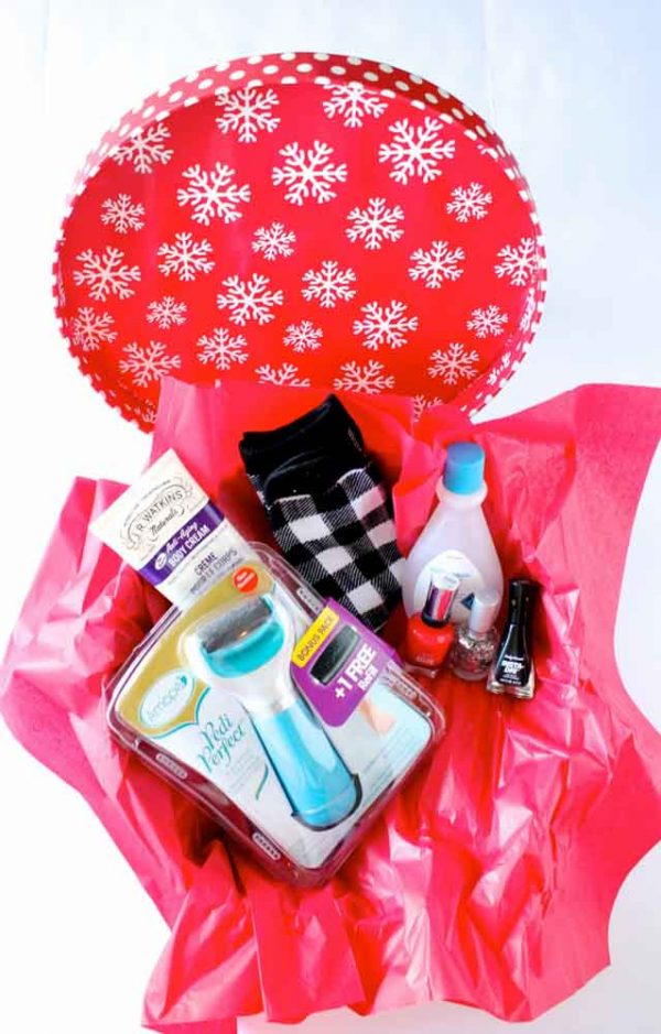 Pedi perfect makes a perfect Christmas gift