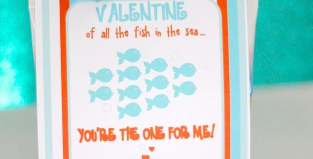 Free Valentine Printable - Design Dazzle