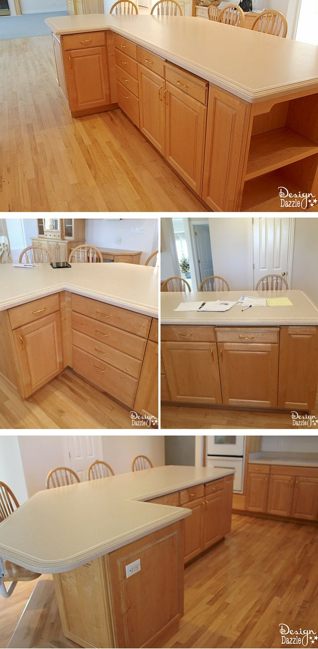 Check Out My Kitchen Remodel Before Pictures! See How I Transformed This  Dated Kitchen Into Part 91