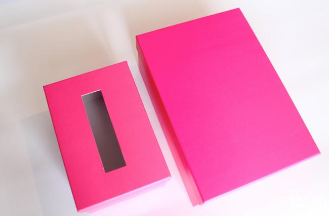 Unicorn Valentine Card Box  Design Dazzle