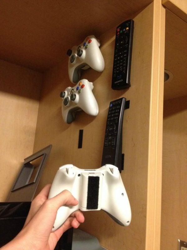 Beau Xbox Storage Ideas
