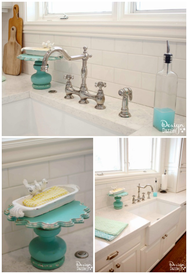 Benefits of a Farmhouse Sink www.DesignDazzle.com