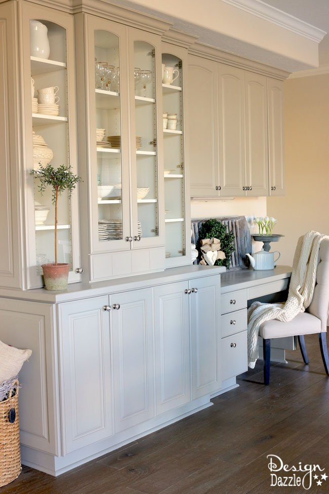 China cabinet makeover design dazzle for Chinese kitchen cabinets
