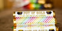 Pot of Gold printable label for Rolo candy. Makes a fun St. Patrick's Day gift idea.