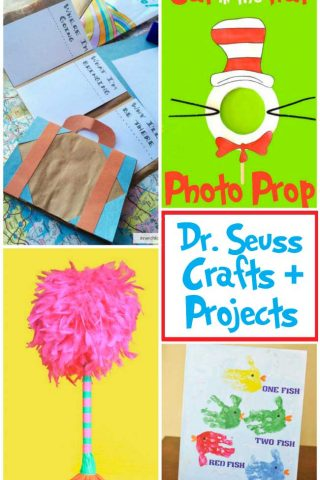 Celebrate Dr. Seuss' Birthday! {March 2}
