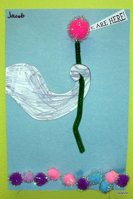 Horton Hears a Who Craft to Celebrate Dr. Suess' Birthday! Sweet kids crafts.