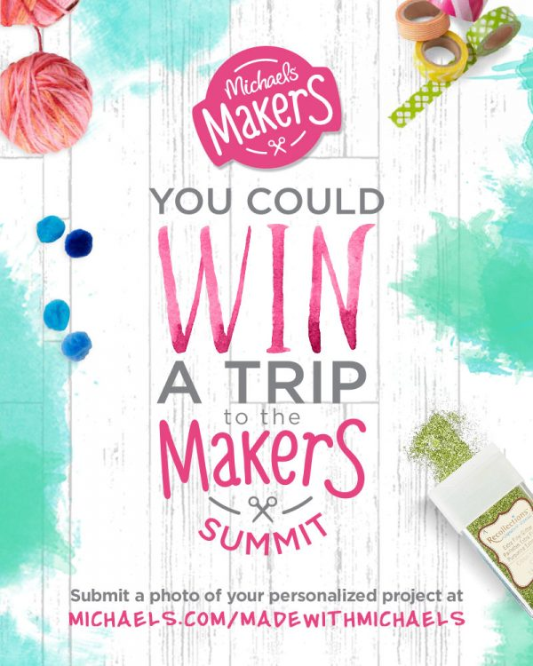 Michael's Makers Win a Trip to the Makers Summit