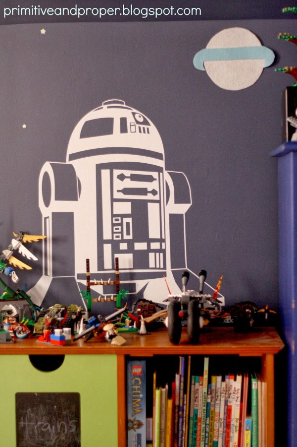 Americana Star Wars Room_Primitive and Proper