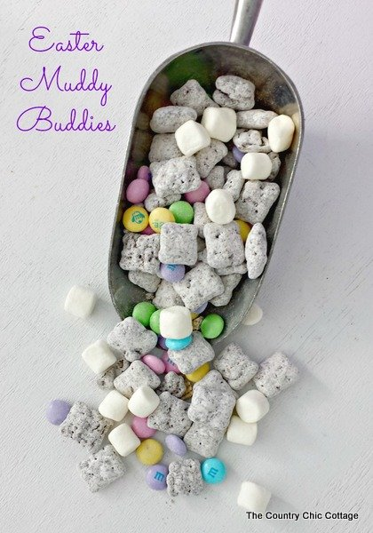 Collection of Easter Sweets and Adorable Treats! Kids will love these delicious DIY desserts! #easter #dessert || Design Dazzle