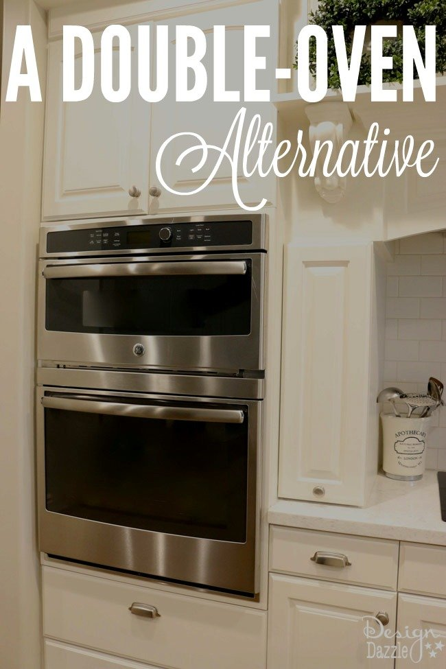 Convection Oven + Microwave: Double Oven Alternative