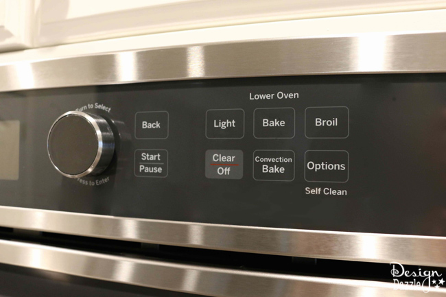 Convection Oven Microwave Combination - A Double-Oven Alternative www.DesignDazzle.com