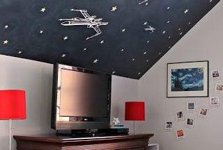Star Wars Kid's Room Ideas