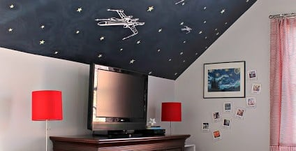 Star Wars Boy Room Decor