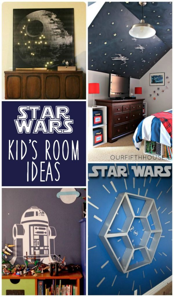 Star Wars Kid S Room Ideas Design Dazzle