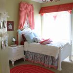 Cheerful Shabby Chic Girls Bedroom