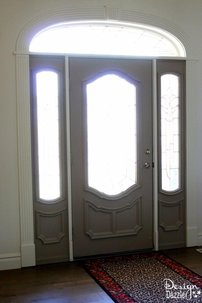 Entryway secret room sliding wall -5