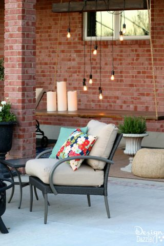 Home Depot Patio Style Challenge! Part One