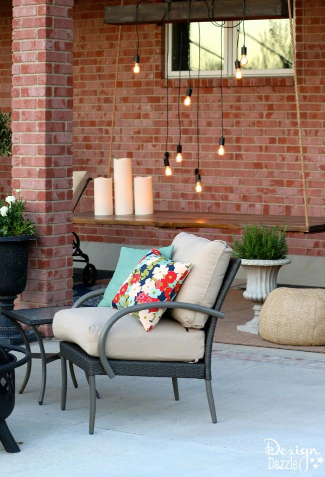 Ideal Home Depot Patio Challenge Design Dazzle