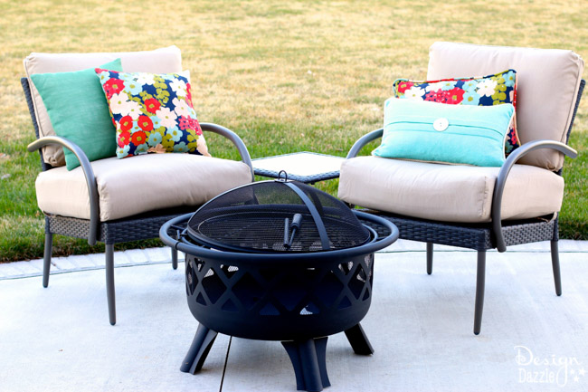 Perfect Home Depot Patio Style Challenge Design Dazzle