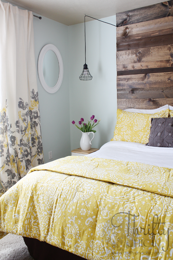 Genius guest room ideas design dazzle Master bedroom with yellow walls