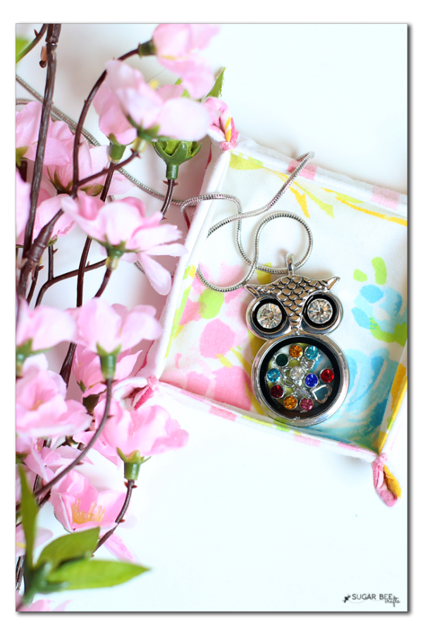 Make a Mother's Day Birthstone Locket
