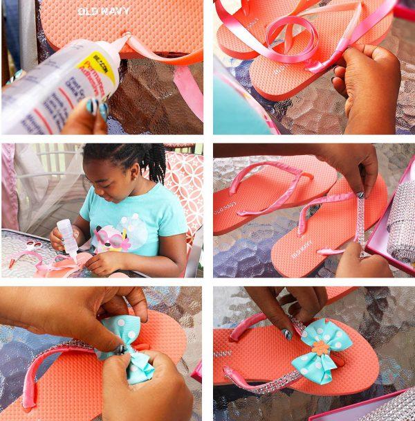 DIY Summer Flip Flop Ideas