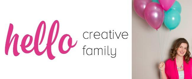 Hello Creative Family Crystal