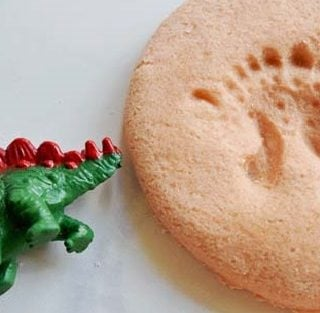 Summer Camp: Homemade Dinosaur Fossils