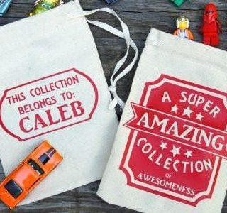 Kids Collection Bag