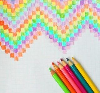 Easy Graph Paper Art for Kids