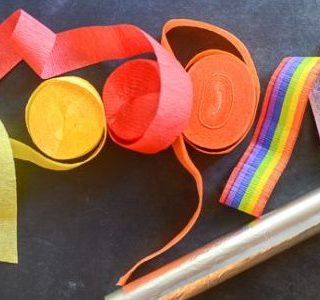 Summer Camp: Easy DIY Comet Craft