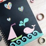 Summer Camp: Easy DIY Washi Tape Stickers