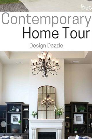 Contemporary Home Tour