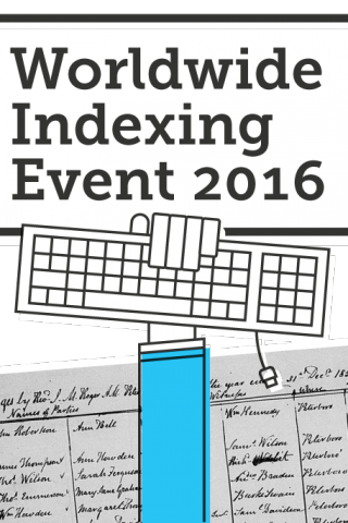 Worldwide Indexing: Help Find Ancestors