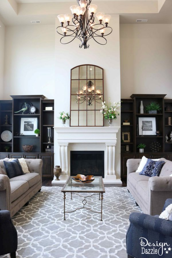 Beautiful contemporary home tour! | Design Dazzle