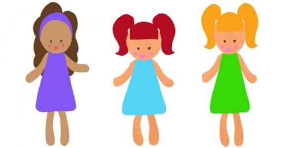 Free paper doll printables \ Design Dazzle
