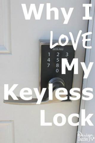 Why I Love My Keyless Locks
