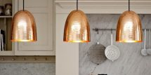 Copper-Hammered-Trio-Pendant-Lights-750x1024