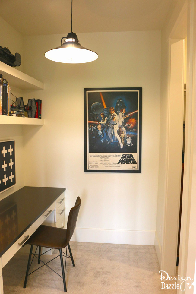 Vintage movie posters make great decor! | Design Dazzle