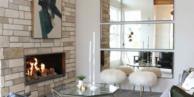 This modern home is beautiful! | Design Dazzle