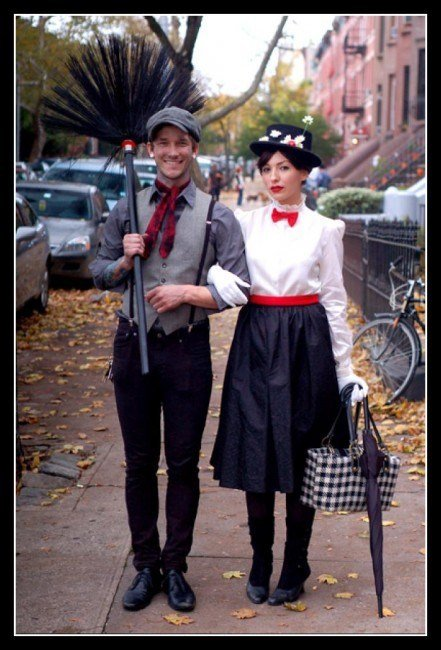 10 of the most creative and easy diy couples halloween costumes design dazzle