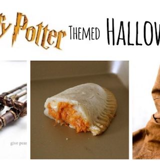 11 Harry Potter Themed Halloween Ideas