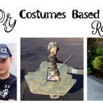 11 DIY Costumes Based on Real Heroes