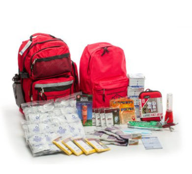 The most essential items to have in a 72 hour kit to help keep your family safe in the event of an emergency | Design Dazzle