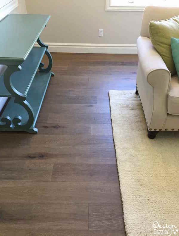 The process of ripping out my maple floors and installing hard wood ones was long, hard, and I learned a lot! I have combined what I learned into my 3 best tips. | Design Dazzle