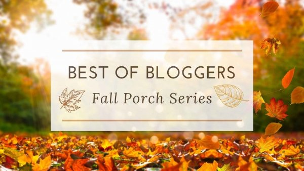 Best of bloggers fall porch