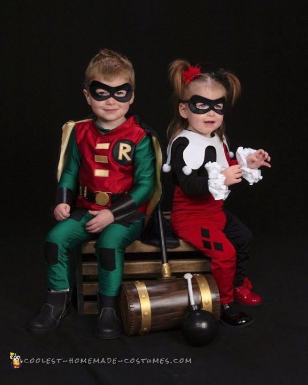 10 of the most creative and easy DIY Couples Halloween Costumes!   Design Dazzle