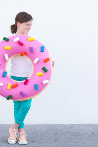 7 Incredibly Cute and Creative DIY Food Themed Halloween Costumes