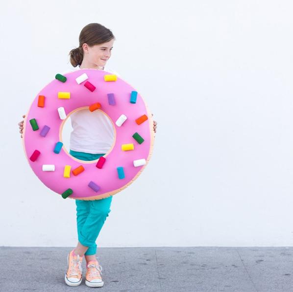 10 DIY Food Costumes for Halloween - Paste |Diy Halloween Costumes Food