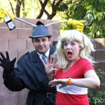 10 Creative DIY Couples Halloween Costumes